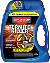 BioAdvanced 700350A Termite Killer, Insect Killer for Outdoors, 9-Pounds, Ready-to-Spread Granules