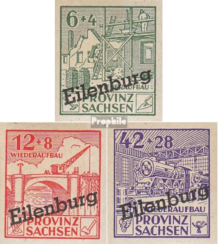 ahorra hasta un 50% Prophila Collection eilenburg eilenburg eilenburg I B-III B (completa.edición.) 1946 Donaciones Marcas (sellos para los coleccionistas) vehículos sobre raíles  los clientes primero