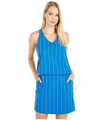 Marmot Gretchen Dress Short Sleeve (Classic Blue) Women