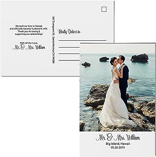 Best elopement announcement postcards Reviews