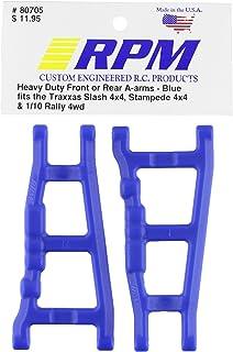 RPM 80705 Front/Rear A-Arms Blue Slash/Stampede 4x4 Blue