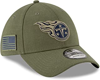 New Era Mens NFL 2018 Salute to Service 39Thirty Flex Fit Hat