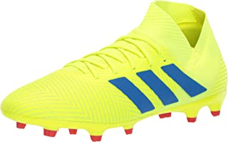 adidas Mens Nemeziz 18.3 Firm Ground Soccer Shoe