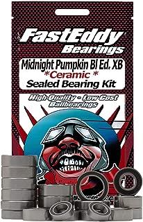 Tamiya Midnight Pumpkin Black Edition XB (CW-01) Ceramic Rubber Sealed Ball Bearing Kit for RC Cars