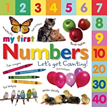 Best my first numbers book Reviews