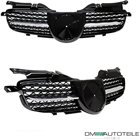 Carparts Online 13818 Sport Grill Kühlergrill Cl Look Chrom Auto
