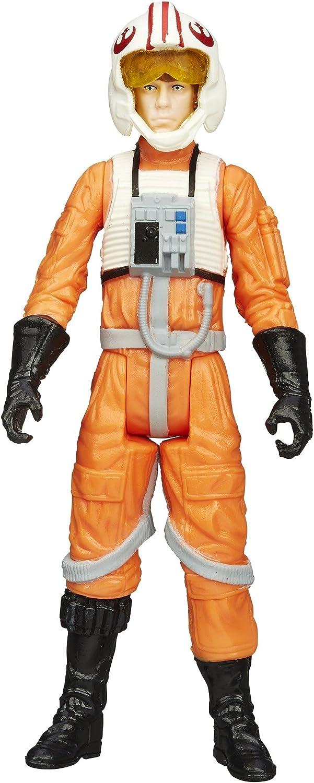 Star Wars Saga Legends Luke Skywalker Figure