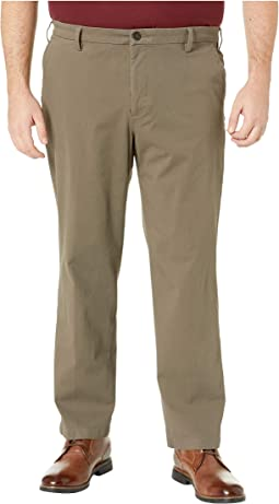 Big & Tall Classic Fit Workday Khaki Smart 360 Flex Pants D3