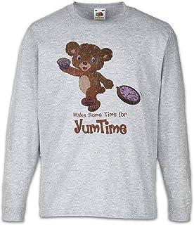 Urban Backwoods Dab Life I Bambini e Ragazzi Ragazze Maglia a Manica Lunga T-Shirt