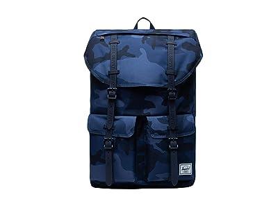 Herschel Supply Co. Buckingham (Peacoat Camo) Backpack Bags