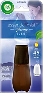 Air Wick Essential Mist Refill, Essential Oils Diffuser, Sleep, 1ct, Air Freshener, Aromatherapy