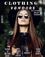 BECOME A BOUTIQUE BOSS: WHOLESALE CLOTHING VENDORS LIST