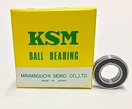 6803-2RS KSM ABEC3 Deep Groove Ball Bearing 17x26x5mm