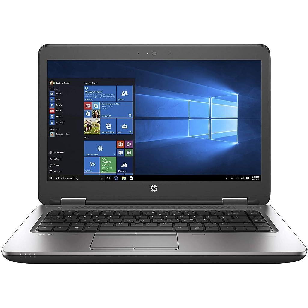 HP 2019 Probook Premium Flagship 15.6 inch HD Business Laptop (Intel Duo-core i5-6200U, 8GB RAM, 500GB HDD, Bluetooth, HDMI, WiFi, VGA, Windows 7/10 Pro)