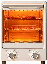 Mini four électrique, friteuse à air comprimé multifonction, 12 L, grande capacité, minuteur de 60 minutes, 900 W, contrôl...