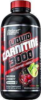 Nutrex Research Liquid Carnitine 3000 Cherry Lime - 473 ml
