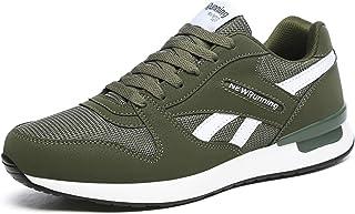 daa47cab6cc IIIIS-F Zapatillas de Deporte Respirable para Correr Deportes Zapatos  Running Hombre Zapatillas para Correr