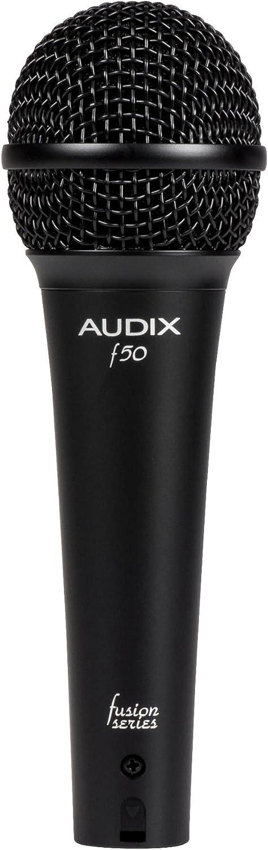 Max 46% OFF AUDIX Dynamic 2021 F50CBL Microphone