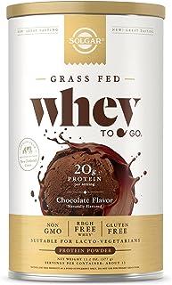Solgar Whey To Go Whey Protein Powder Chocolate - 455 g