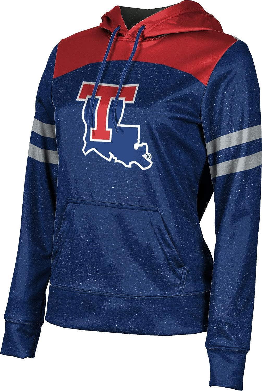 ProSphere Louisiana Tech University Girls' Pullover Hoodie, School Spirit Sweatshirt (Gameday)