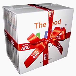 The Food ABC - Set of 10 Books in Box
