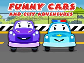 Funny Cars and City Adventures