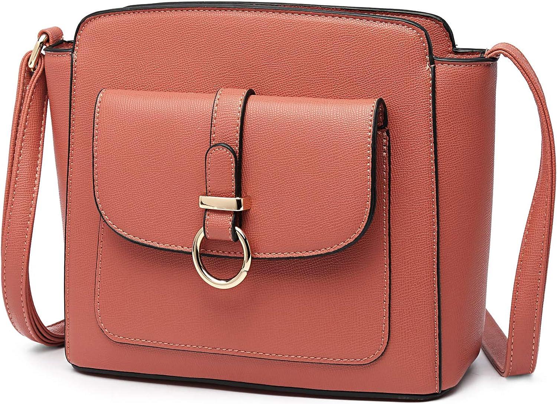 LA 40% OFF Cheap Sale Wholesale TERRE Vegan Faux Crosshatch Leather P Crossbody Flap with Bag