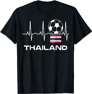 Thailand Soccer Jersey - Best Thai Football Gift Tee