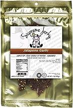 Halal Beef jerky, Supreme Beef Jerky, Jalapeno Garlic