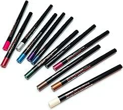 12 Kinds Of Color Eyeliner Pen, Eyebrow Pen, Lip Line Pen, Eyelid Pad, Pencil Makeup Set Tool (12PCS)