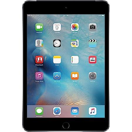 Apple Ipad Mini 4 64gb With Retina Display Wi Fi Cellular Space Gray Renewed Computers Accessories
