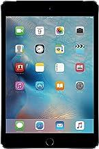 $289 » Apple iPad Mini 4 (64GB, Wi-Fi + Cellular, Space Gray) Renewed