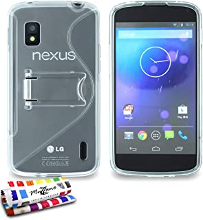 ' Muzzano 保护套适用于 Lg Nexus 4 透明 Trasparente