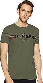 48b56371 Tommy Hilfiger Men's T-Shirts Online: Buy Tommy Hilfiger Men's T ...
