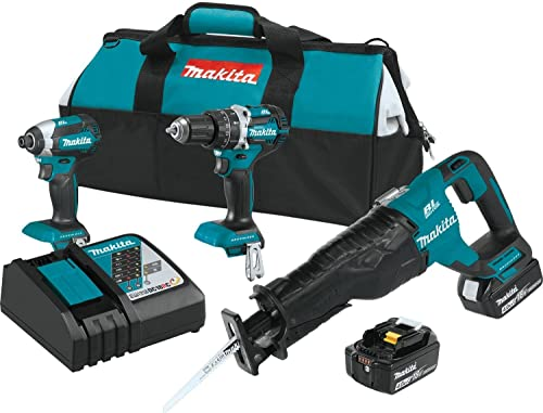 discount Makita XT328M 4.0 Ah 18V LXT Lithium-Ion online sale Brushless Cordless new arrival Combo Kit, 3 Piece sale