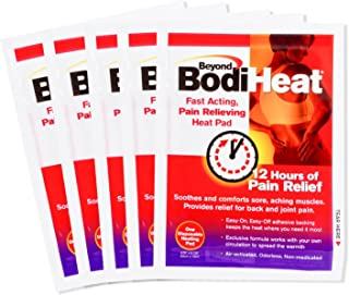 Bodiheat Heat Pack, 5ct