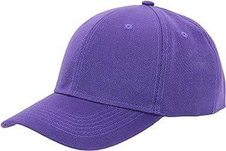 AZTRONA Baseball Cap Men Women - Adjustable Plain Sports Fashion Quality Hat