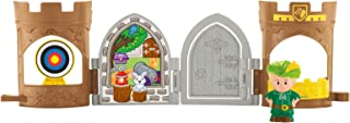 Fisher-Price Little People Robin Hood Pop Open Castle