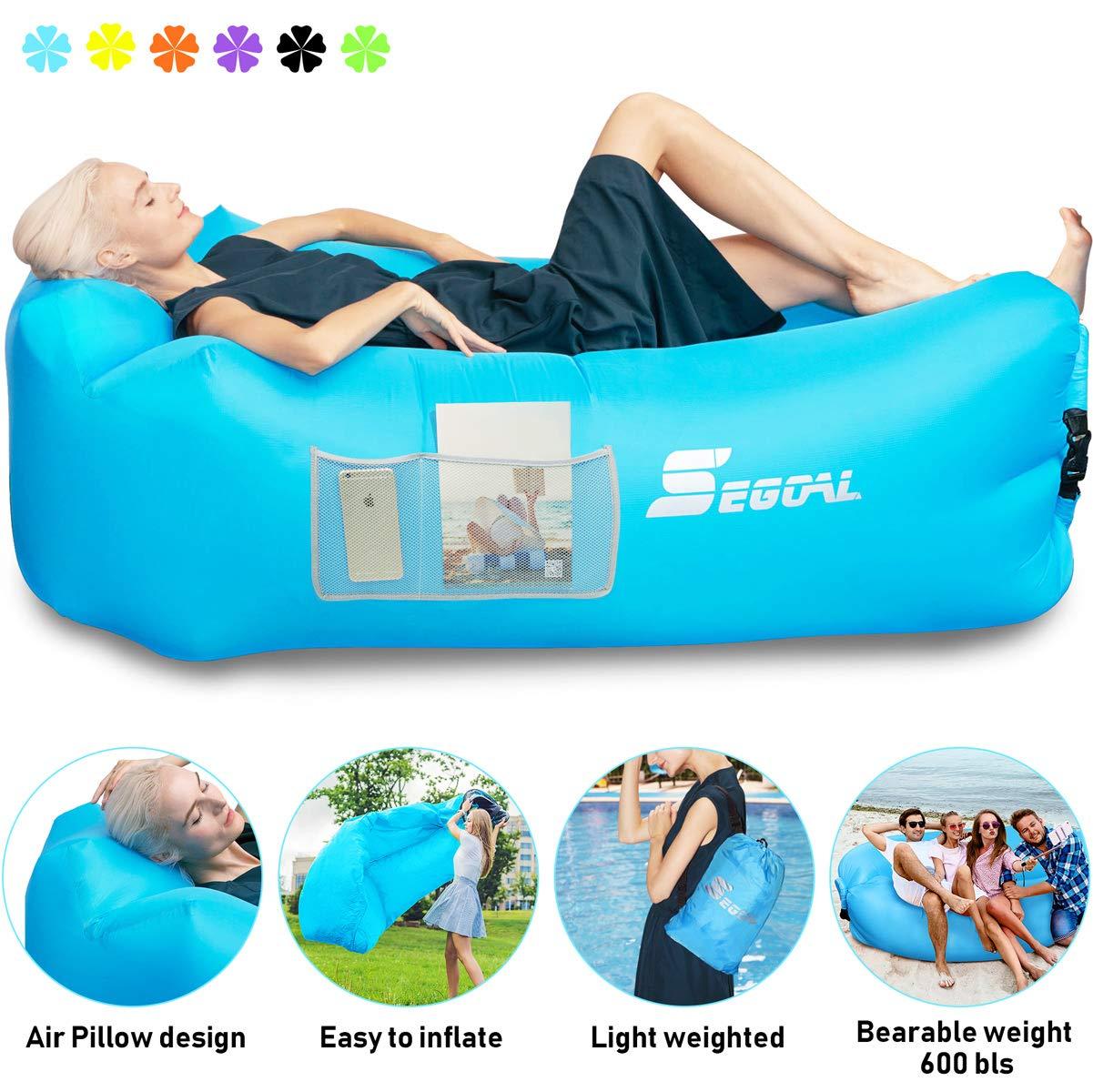 SEGOAL Inflatable Portable Anti Air Leaking
