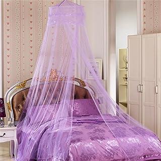 Parfait Simonshop élégant Dôme Princesse Dentelle Ciel De Lit Moustiquaire Anti Fly  Insectes écran En Maille Rideau