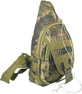 Sling Bag Chest DayPack Travel Sports Backpack Multipurpose Shoulder Crossbody Bag
