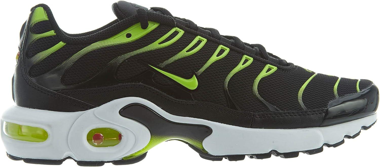 Amazon.com | Nike Air Max Plus GS Tn Tuned 1 Trainers 655020 ...