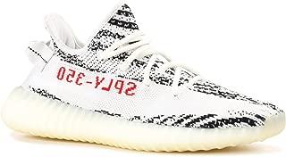 adidas Yeezy Boost 350 V2 (Zebra) White/Black-red