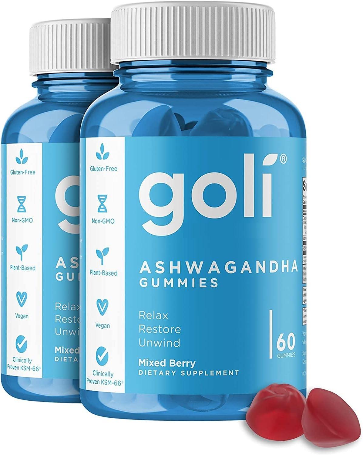 ASHWA Vitamin Gummy by High quality new Goli D Gummies and - Ashwagandha Popular product
