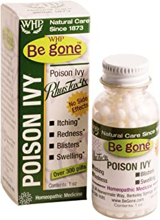Be Gone™ Poison Ivy, 300 Pills. an Effective, All-Natural Solution for The Itching, Blistering Rash of Poison Ivy.