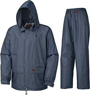 7 Storage Pockets 100/% Cotton Pioneer Heavy-Duty Shop /& Garage Work Coverall With Action Back /& Elastic Waist Tall Fit 40 Navy Blue V201011T-40