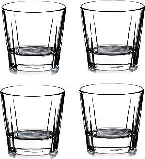 Rosendahl 25344 Grand Cru Whiskyglas, Tumbler, 4 Stück, 27 cl