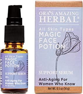 Magic Face Potion, Face Oil For Women, Antioxidant Face Oil, Vegan Face Care,Sea Buckthorn Calendula Oil Licorice, Nourish...