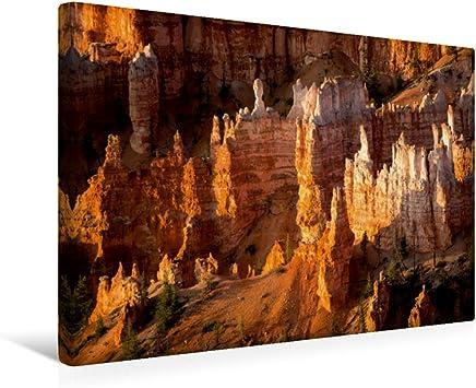 Premium Tessile della tela 45cm x 30cm Croce Bryce Canyon, 45x30 cm