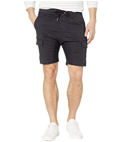Zanerobe Sureshot Lite Cargo Shorts (Vintage Black) Men